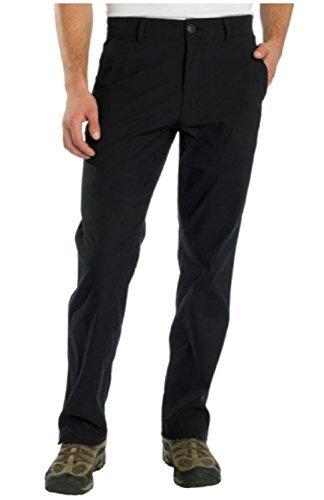 UnionBay Mens Rainier Travel Chino Pants (38x32, Black) (Travel Rain Pants compare prices)