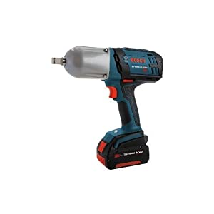 Bosch IWHT180B Bare-Tool 18-Volt 1/2-Inch Lithium-Ion Impact Wrench with Ring from Bosch