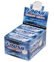 Foosh Energy Mints Blister Package ~18 Pack~