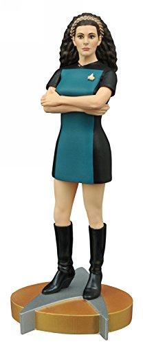 Diamond Select Toys Star Trek: The Next Generation: Counselor Deanna Troi Femme Fatales PVC Statue