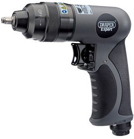Draper 14256 1/4-inch Drive Mini Composite Body Soft Grip Air Impact Wrench