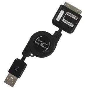 カシムラ  KD-115 iPhone同期&  充電ケーブル 切替えスイッチ付