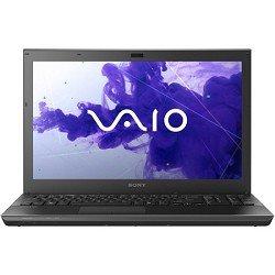 Sony VAIO VPCSE23FX/B 15.5 Inch Laptop (Jet Black)