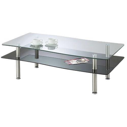 あずま工芸 リビングテーブル ブラック  GLT-189N BK