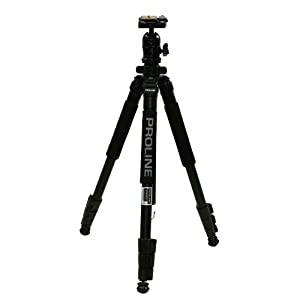 Dolica AX620B100 62-Inch Proline Tripod and Ball Head