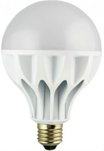 LEDwholesalers 100 watt incandescent replacement Light bulb with 14 Watt E27 Standard Screw base 100-240VAC,cool white,1028WH
