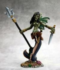 Mab Grindylow, Sea Hag Miniature - 1