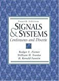 img - for Signals and Systems: Continuous and Discrete book / textbook / text book