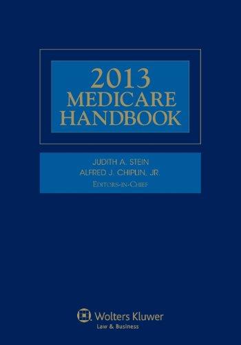 Medicare Handbook 2013 Edition