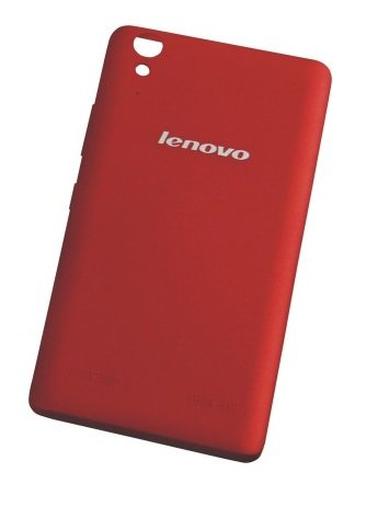 Plus Battery Door Housing Panel Back Door Panel for Lenovo A6000 Plus - Maroon Red