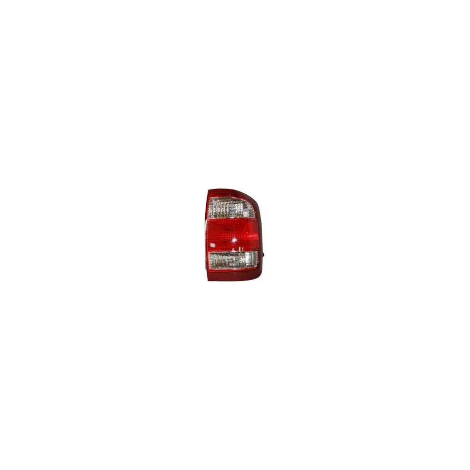 TYC 11 5351 01 Nissan Pathfinder Passenger Side Replacement Tail Light Assembly