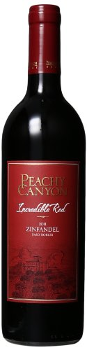 2011 Peachy Canyon Incredible Red Paso Robles Zinfandel 750 mL