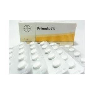 Primolut n 10 tablets used for contraception or to treat for Primolut n tablet use