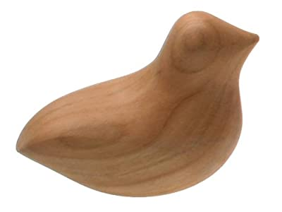 Wooden bird shaped Baby Teether ideal for grasping skills