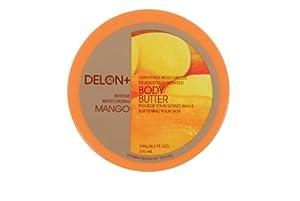 DELON Moisturizing Mango Body Butter 6.9oz/196g