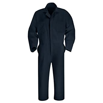 Sleeve Twill Action Back Jumpsuit Tactical Coverall(MENBTM-OVR,DBL-52
