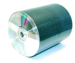 Image of mediaxpo 1,200 Grade A 52x Cd-r 80min 700mb Shiny Silver (shrink Wrap)