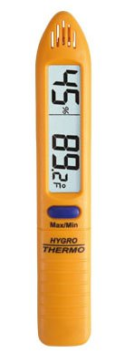 Ambient Weather WS-HT12 Pocket Temperature and Humidity (Thermo-Hygrometer) Pen by Ambient Weather