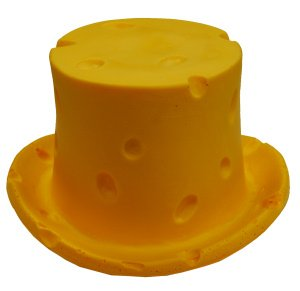 Cheesehead Top Hat