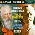 Brahms and Tchaikovsky: Violin Concertos - Heifetz, Reiner, Chicago Symphony