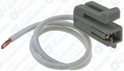 10 Ford Alt. Regulator A/C Clutch Harness Connector