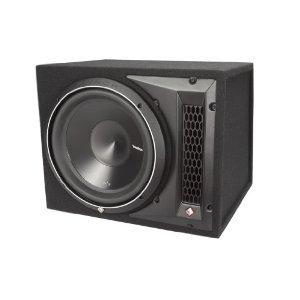 Infiniti - Caisson Bass Reflex Rockford Fosgate P3-1X10
