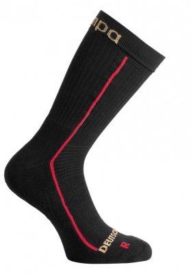 Kempa calzini DHB, Unisex, Socken DHB, nero, 46-50