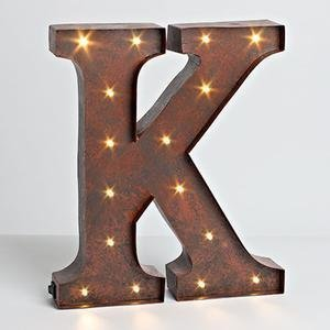 Wall Decor Light Up Letters : Amazon.com: 12