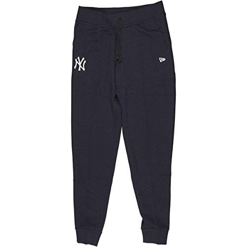 New Era Mlb York Yankees Logo, Pantaloni Sportivi Uomo, Blu (Navy), XX-Large