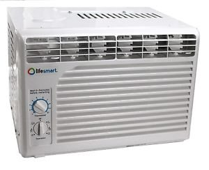 NEW Home 5,000BTU 3 Cool & Fan Speed Window Air Conditioner for 150 Sq.Ft. Rooms