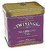 Twinings Black Tea Darjeeling Loose Tea Tin / 100g / 3.5oz.