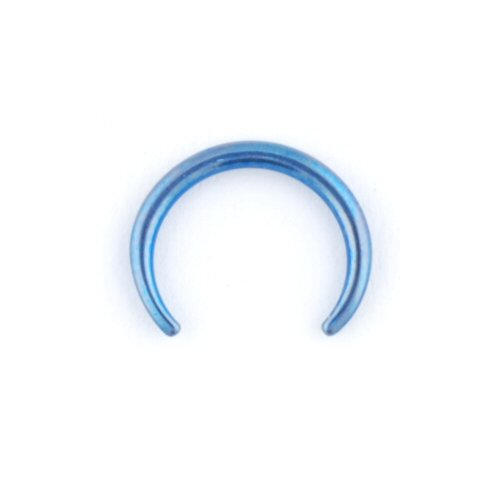 One Titanium Crescent: 12g 5/16