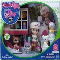 Blythe Loves Littlest Pet Shop - Moscow Bundled-up Beauties