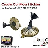 Ezi-Tech CAR MOUNT HOLDER FOR TOMTOM GO 530 630 730 930 TRAFFIC