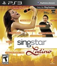 Singstar Latino : Playstation 3