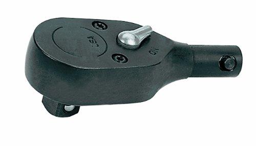 Snap-on Industrial Brand CDI Torque TCQZD32BDP 1-Inch Drive Ratchet Dual Pin Z Head