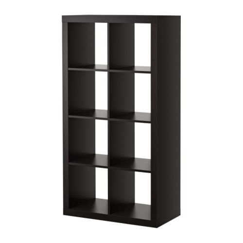 Ikea Expedit Bookcase Room Divider Cube Display