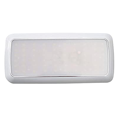"Diamond Group 52656 8.5"" Rectangle LED Touch Light"