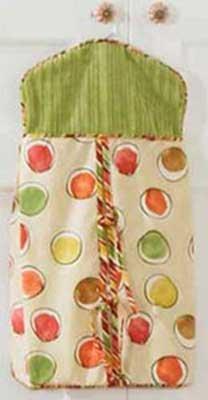 Banana Fish Crayon Diaper Stacker