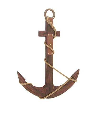 Wood Anchor With Rope