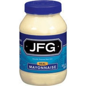 JFG Mayonnaise, 32-Ounce Jars (Pack of 4)