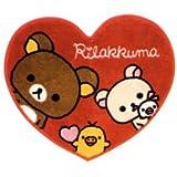 リラックマ ルームマット(KF50901) KF50901