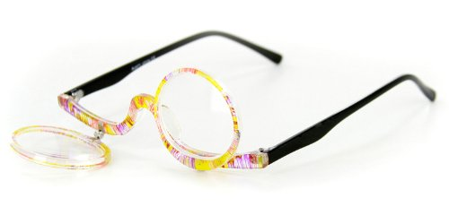 Reading Glasses With a