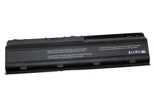 HP Compaq 593553-001 6-chamber, 5200mAh Replacement Laptop Battery