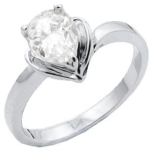 Tqw10331ZCHH T10 CZ Pear Shaped Engagement Ring (6)
