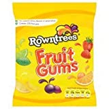 Rowntree's Fruit Gums 170G