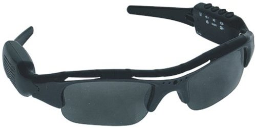Sunglasses Color Hidden Camera with DVR & Audio