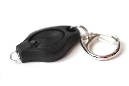 Micro-Light Ii, Key Ring W/Switch, Orange Led