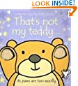 That's Not My Teddy (Usborne Touchy-Feely Board Books)