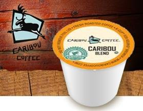 Caribou Coffee, Caribou Blend * 3 Boxes of 24